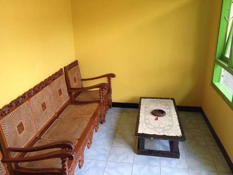 Ruang Tamu Rumah Dijual Di Purwokerto