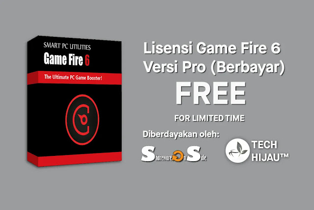 Software Game Booster Terbaik Untuk Windows - Game Fire 6 Pro Gratis