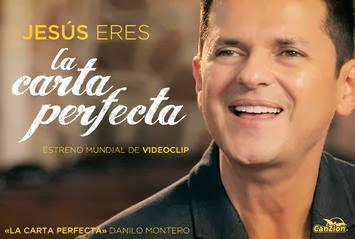"""Danilo Montero aclara que el lugar donde filmó """"La Carta Perfecta"""" no es una iglesia católica"""