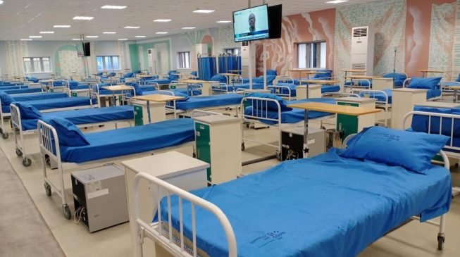 649 COVID-19 patients discharged in 24 hours — highest recovery rate