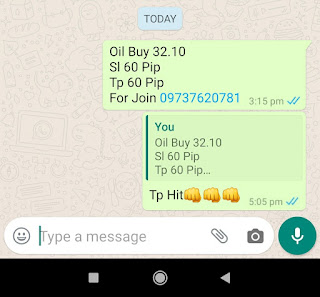 28-05-2020 Forex Trading Commodity Crude Oil Signal Prices