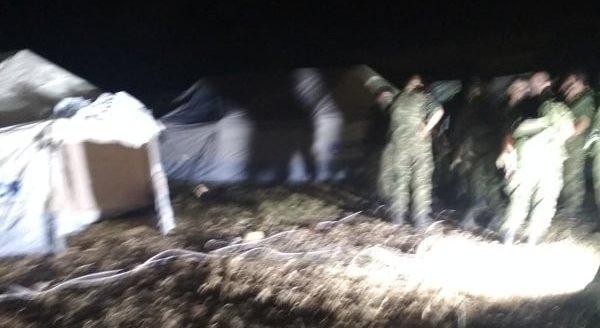 98 ΑΔΤΕ: Στήνει σκηνές μέσα στην νύχτα στον Καρα Τεπε-Ανακλήθηκαν.. μέχρι και άδειες!! (ΒΙΝΤΕΟ-ΦΩΤΟ)
