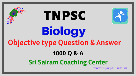 Biology 1000 Objective type Question and Answer