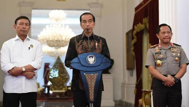 Ketika Netizen Kritik Pernyataan Jokowi yang Minta Dikritik