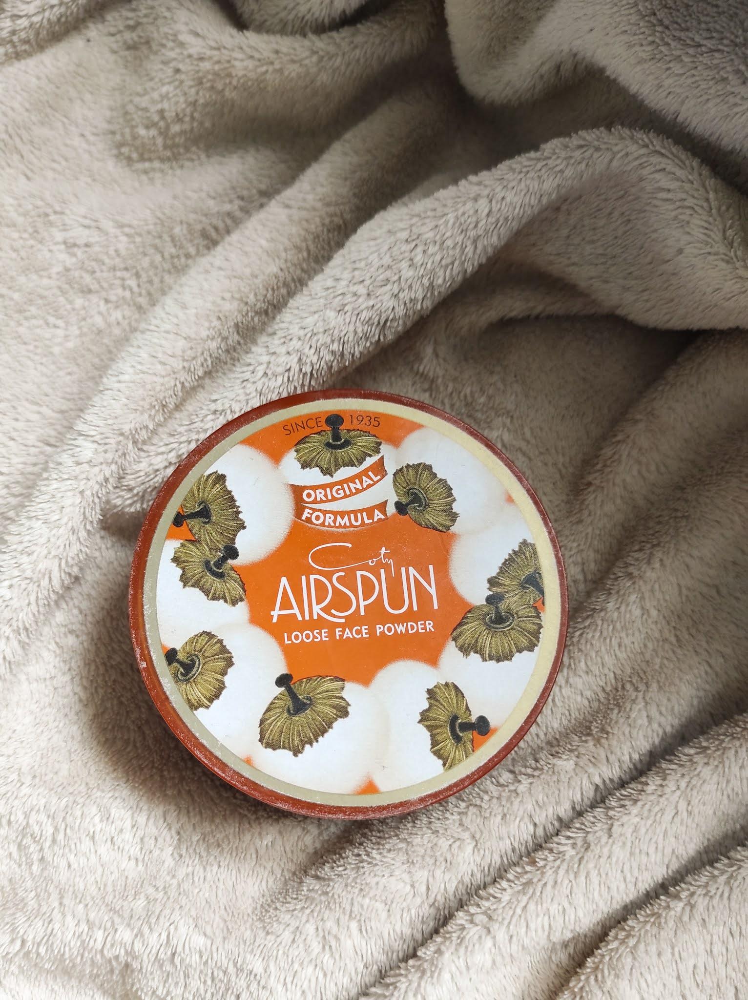 Najlepszy puder sypki na świecie | Recenzja Air Spun Loose Face Powder