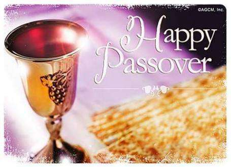 Passover Wishes Beautiful Image