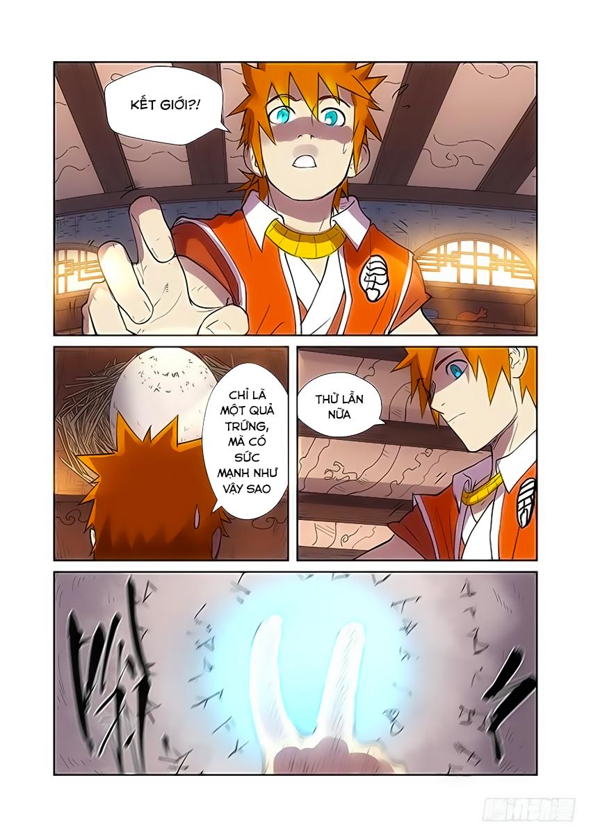 Yêu Thần Ký chap 193 - Trang 10