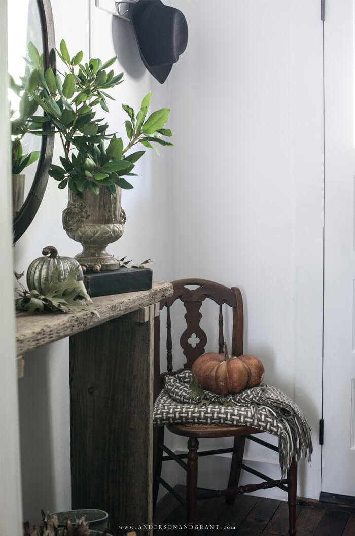 Learn five things you should be adding to every room in your home this fall to get the feeling of warmth and decor that has been collected over time.