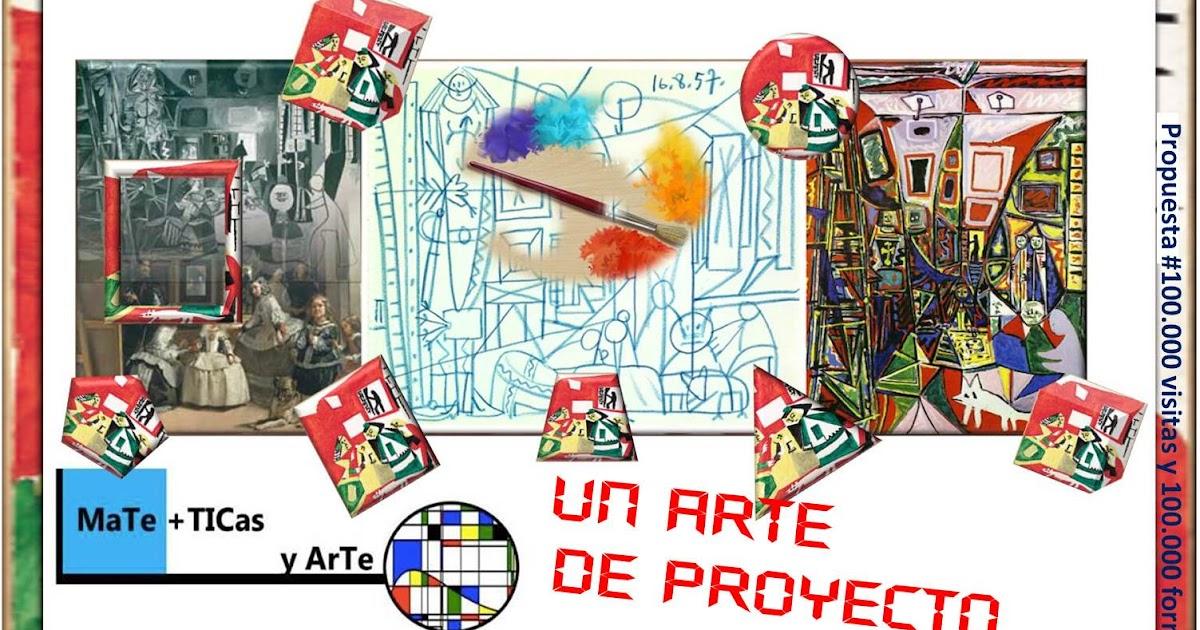 ¡Vaya ArTe de ProyecTo! 100.000 formas de expresión.