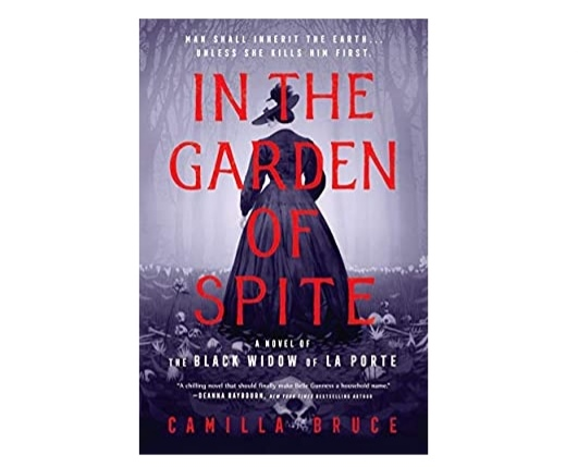 In the Garden of Spite Book 2021 by Camilla Bruce Review | In the Garden of Spite Book 2021 Pdf Download