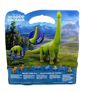 the good dinosaur tomy poppa figure