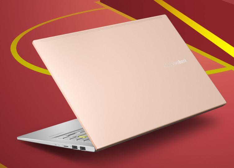 Asus Vivobook 14 M413IA EK503T, Laptop 8 Juta-an Terbaik Bertenaga Ryzen 5 4500U