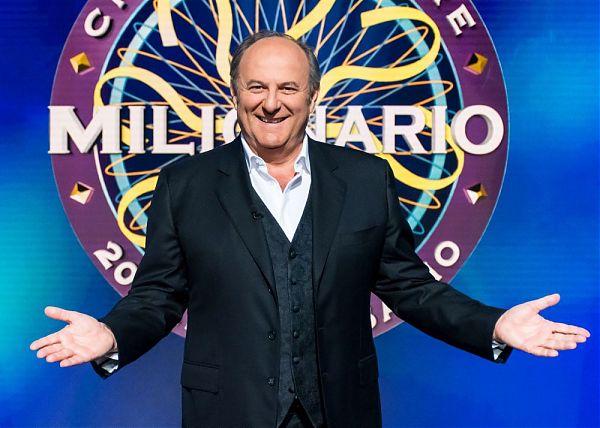 """Tv: da venerdì 11 gennaio torna """"Chi vuol essere Milionario?"""" con nuove puntate"""