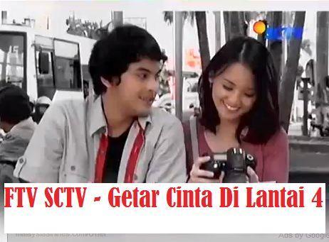 Daftar Nama Pemain FTV Getar Cinta Di Lantai 4 SCTV Lengkap