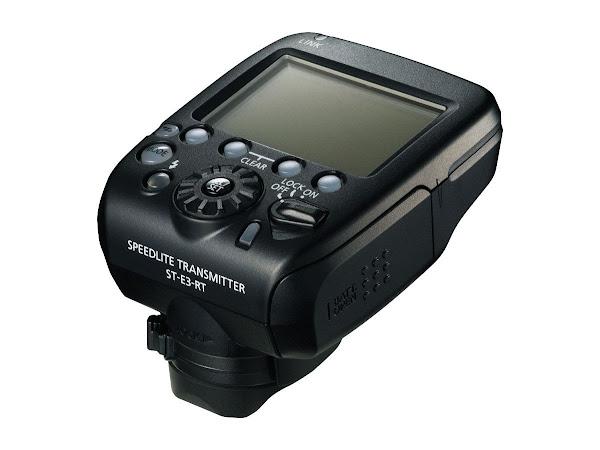 Canon atualiza o seu popular Speedlite Transmitter com o novo ST-E3-RT(Ver.2)