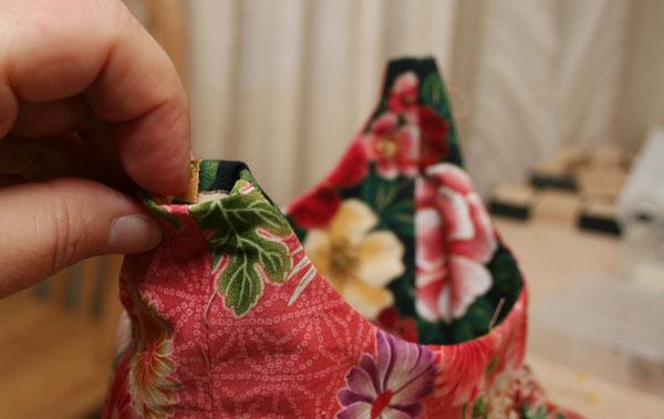 Ruffle Bag Sewing Tutorial