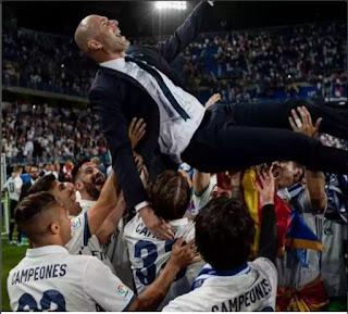 Madrid Beat Barcelona To La Liga