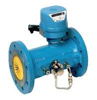 RMG TRZ 03 Turbine Gas Flow Meter