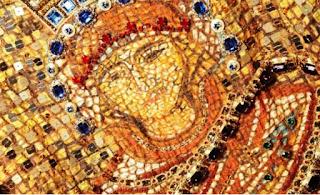 Mosaicos e templos na alta costura