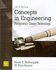 ajibayustore   Judul Buku : CONCEPTS IN ENGINEERING PENGANTAR DASAR TEKNOLOGI EDISI KEDUA Pengarang : Mark T. Holtzapple Penerbit :  Kencana