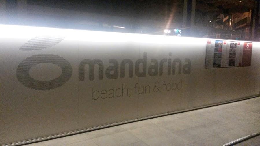 Mandarina Club, un agradable lugar para tomar algo y pasar un buen rato.