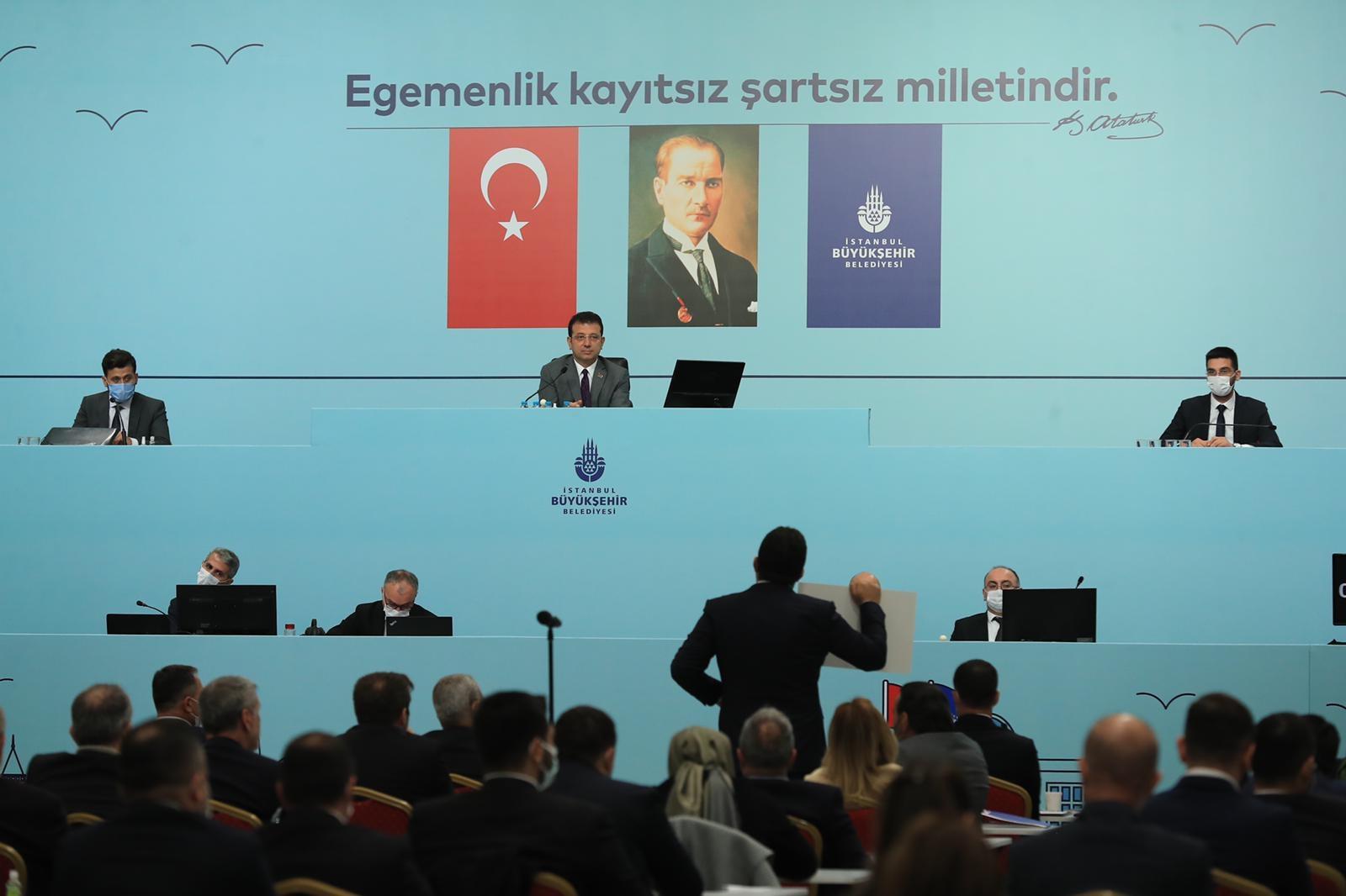Ekrem İmamoğlu, 2021 Yılı İBB Bütçesini Açıkladı