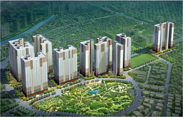 Có nên mua chung cư Booyoung Vina trong năm 2018 không?
