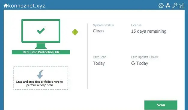 برنامج Zemana AntiMalware