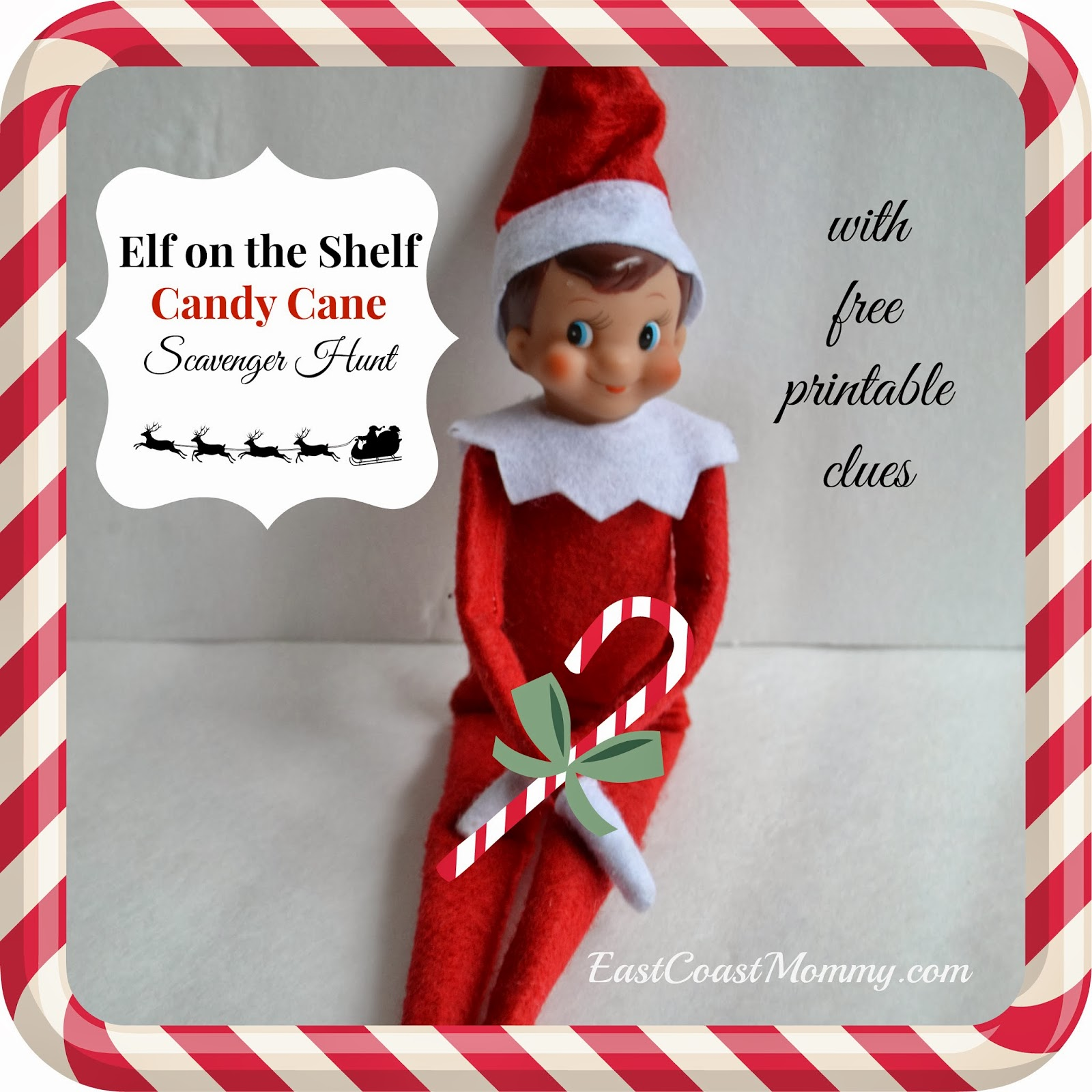 East Coast Mommy Elf On The Shelf