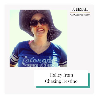 Book Blogger Interview: Holley from Chasing Destino