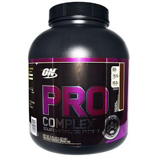 بروتين برو كومبلكس   Optimum Nutrition, Pro Complex, Isolate & Hydrolyzed Proteins, Rich Milk Chocolate, 3.35 lbs (1.52 kg)