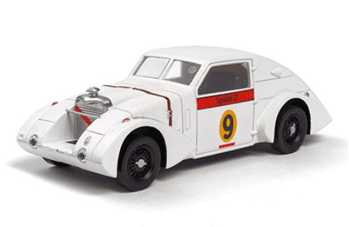 Collection Citroën Rosalie Spido 1/43e