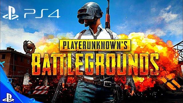 Ya es oficial : PUBG estará en PS4 el día 7 de diciembre.