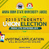AKSU 2019 Students' Union Election | e-Voting & Registration Guidelines