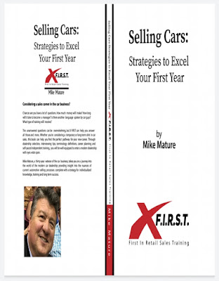 Title: Selling Cars : Strategies To Excel Your First Year (X F.I.R.S.T. Book 1)