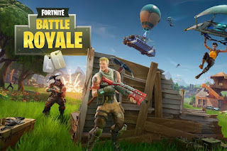 Fortnite-Android-free-games