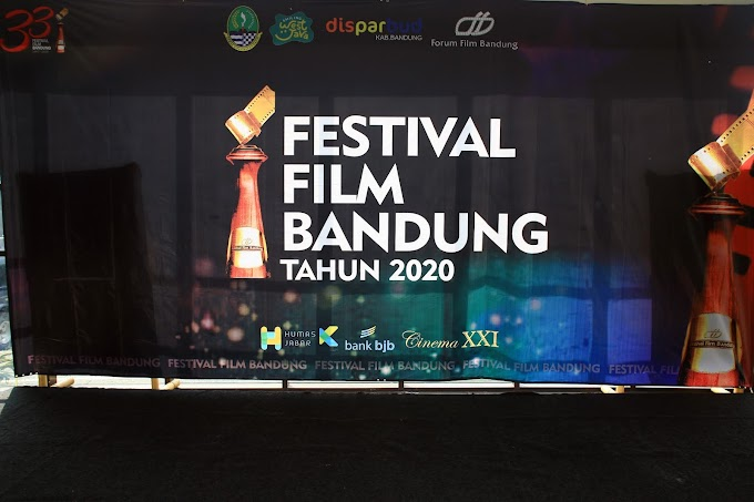 Daftar Lengkap Pemenang Festival Film Bandung Ke-33 Tahun 2020