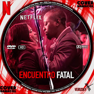 GALLETA ENCUENTRO FATAL - FATAL AFFAIR 2020[COVER DVD]