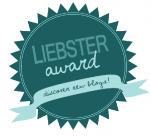 Picture of award saying Liebster discover new blogs