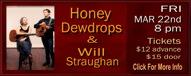 http://www.whitehorseblackmountain.com/2019/02/the-honey-dewdrops-with-will-straughan.html