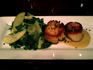Pago Salt Lake City Scallops