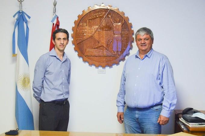 Leonardo Martino, un joven abogado villagalvense asume la secretaria de Legal y Técnica