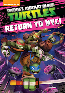 TMNT: Return to NYC [2015] [DVD5] [Latino]
