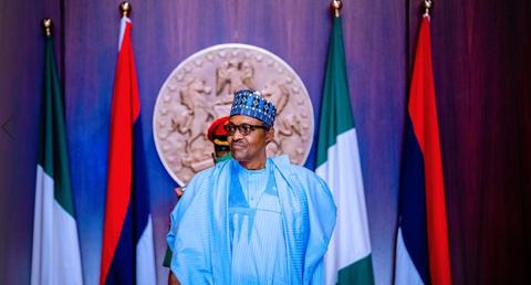 Buhari, ministers honour Abdulkadir as FEC meeting begins #Arewapublisize