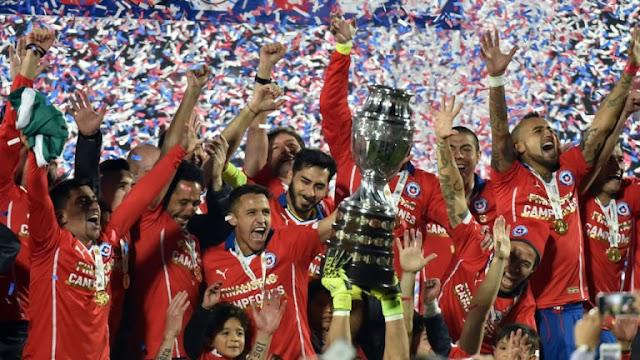 Guia da Copa das Confederações - Chile