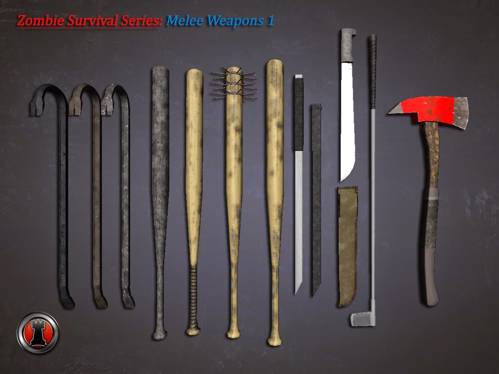 Zombie survival guide weapons and combat techniques 2014