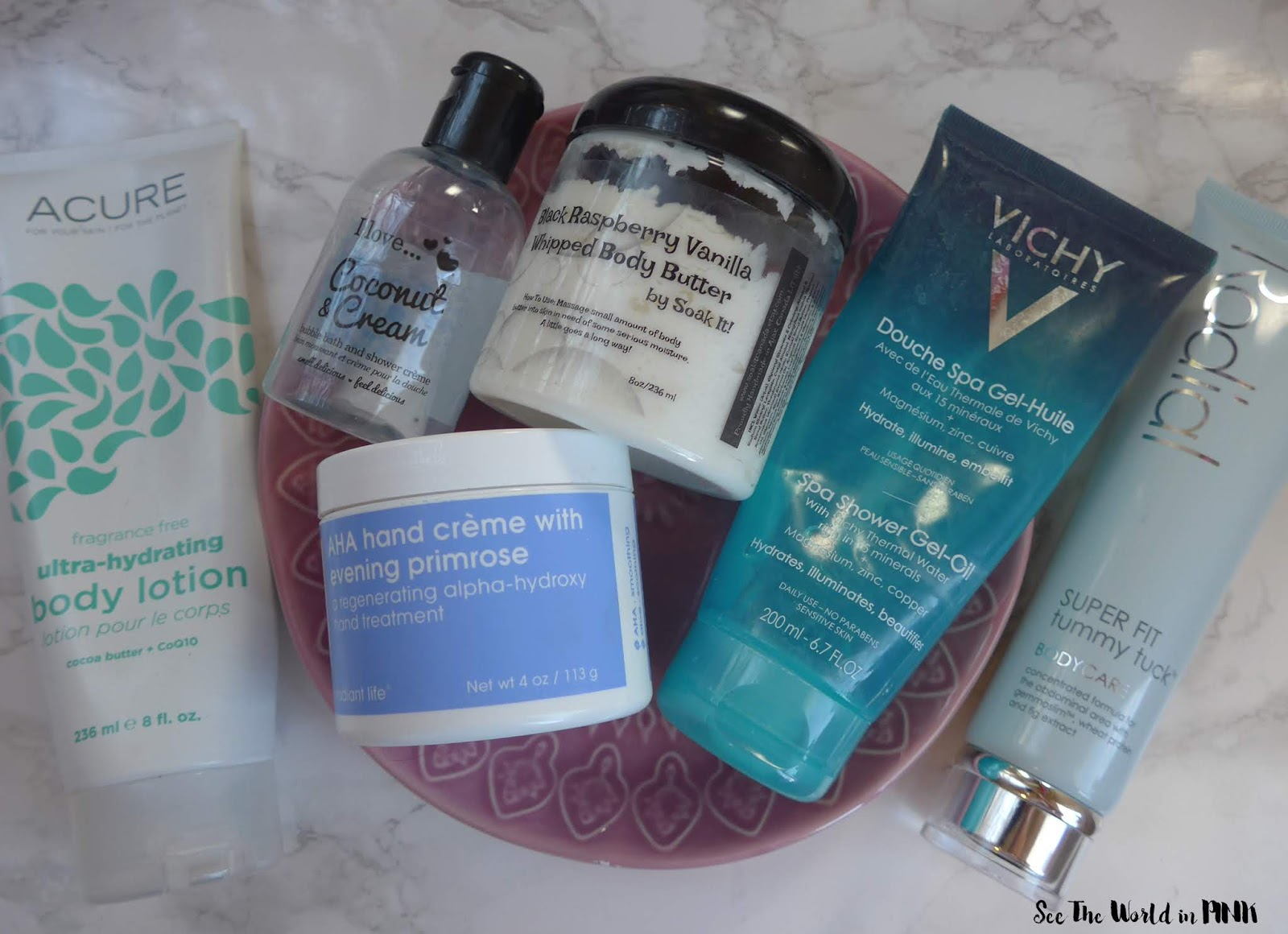 July 2019 - Monthly Empties & Month in Masks