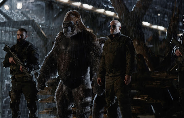"Trailer final de ""Planeta dos Macacos 3"" apresenta caos e guerra"