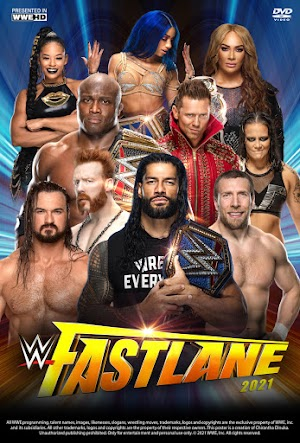 WWE Fastlane 2021 PPV 1080 Latino/Ingles]