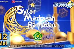 Rangkuman Syiar Madrasah 12 Mei - Menjadi Pribadi Yang Kreatif dan Inovatif Menurut Islam